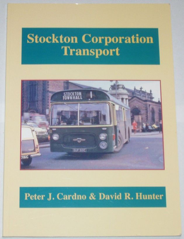 Stockton Corporation Transport, by Peter Cardno a David Hunter